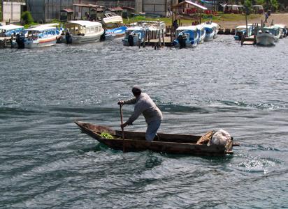 market day, Lake Atitlan