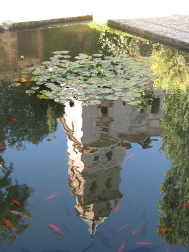 Al Hambra Reflections