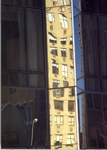New York Reflections, by Dick Jones