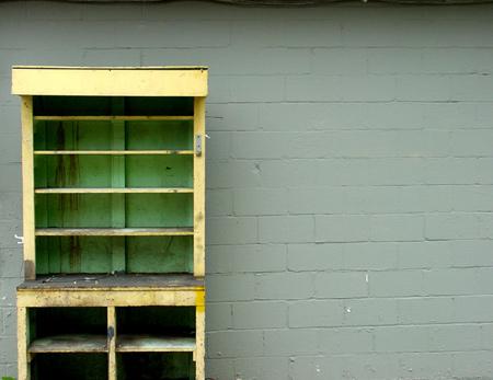 cupboard's bare, by Michael Aanji Crowley