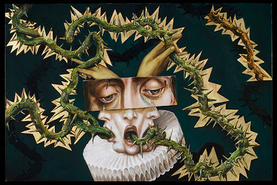 The Blasphemer, by Carrie Ann Baade