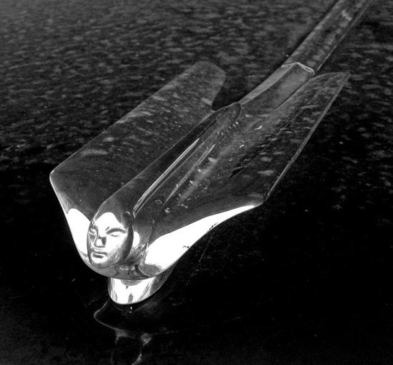 Cadillac Gargoyle, by Steve Wing