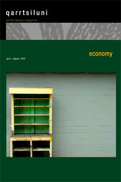 Economy issue cover
