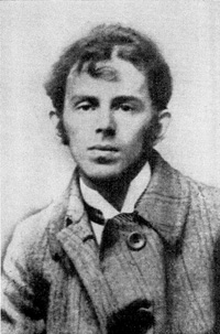 Mandelstam in 1914