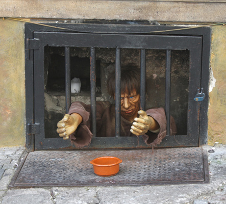 Prague Prisoner by Bruce Dodson